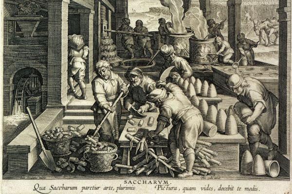 La fabbricazione dello zucchero